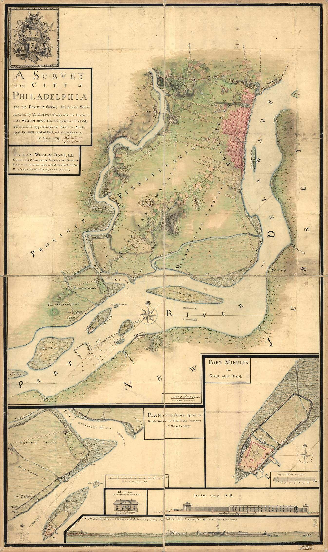 PAgenealogynet Pennsylvania Historical Maps - Historic philadelphia map